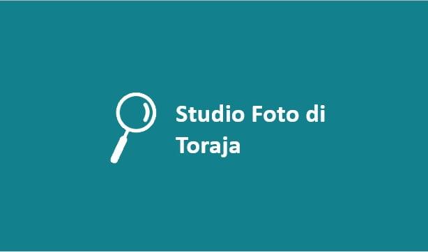 studio foto di toraja