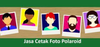 Jasa Cetak Foto Polaroid, Lahan Menjemput Rezeki