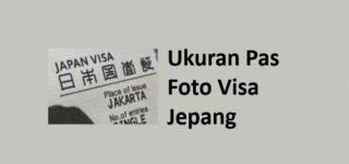 Ukuran Foto Visa Jepang: Background, Syarat, Kualitas Kertas